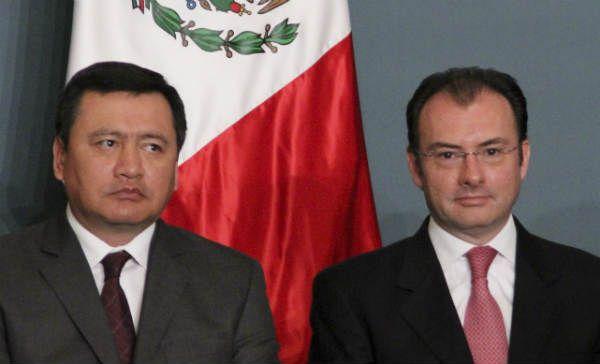 Reconocen Videgaray, Osorio Chong y Fox a comunidad judía por respaldo a México