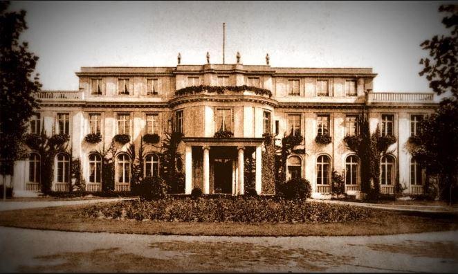 La burocracia que organiz el holocausto - La casa del nazi ...
