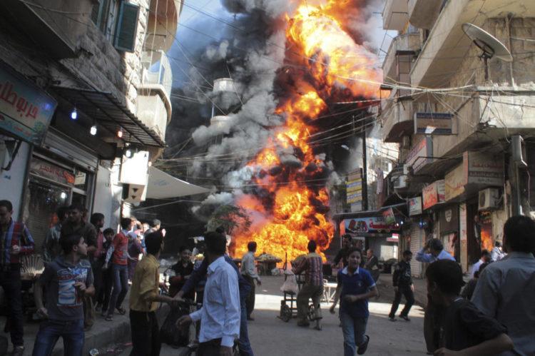 ésta Podría Ser La Verdadera Razón De La Guerra E Siria