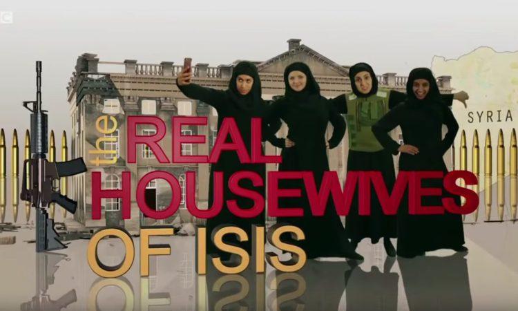 Las Esposas Desesperadas De Isis O La Sátira Como Arma