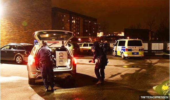 Malmo, en Suecia, sacudida por una explosión