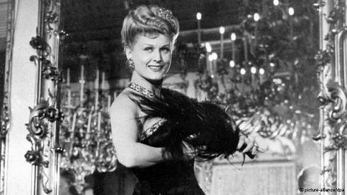 Una gran estrella del cine alemán de posguerra era una espía soviética