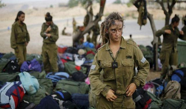 Fotos de mujeres en el ejercito israeli 30