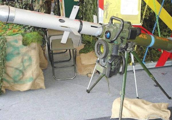 El misil Spike israelí será instalado en helicópteros de Filipinas