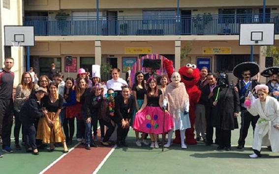 Desde Monterrey con cariño / Purim en el Colegio