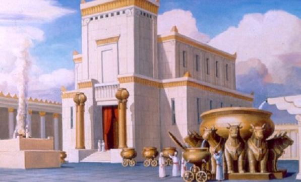 Pésaj en el Bet Hamikdash