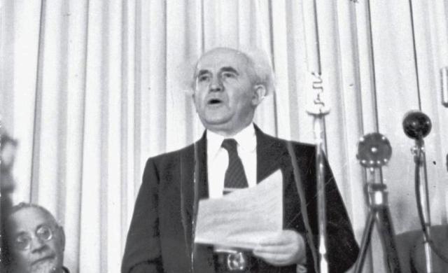 El Statu Quo: La carta que David Ben Gurión le mandó a los Haredim