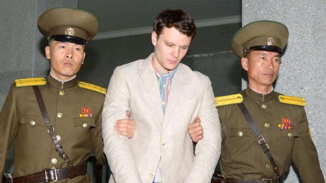 La familia del joven retenido en Corea del Norte ocultó su judaísmo mientras fue rehén