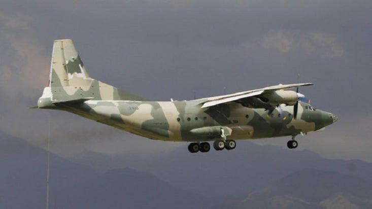 Resultado de imagen para Hallan restos de avión militar Birmano se estrelló