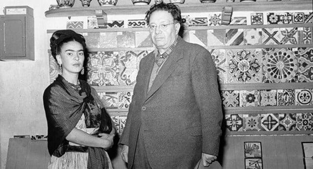 """Frida Kahlo y Diego Rivera, personajes principales de la ópera """"The last dream"""""""