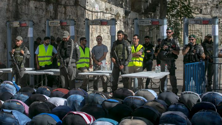 Netanyahu: Alterar el status quo en el Monte del Templo podría dañar las relaciones de Israel con los países árabes