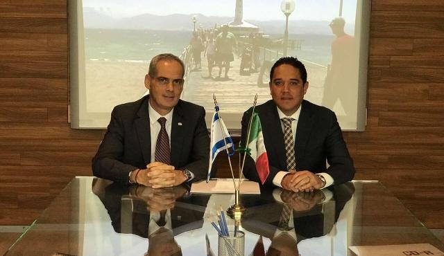 Acapulco e Israel suscriben Convenio de Hermanamiento