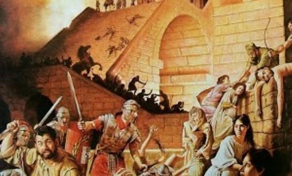 El comienzo y el final del Estado judío independiente