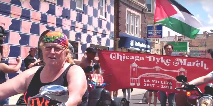La Marcha Lésbica de Chicago que discriminó a chicas judías emplea término utilizado por supremacistas