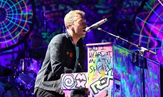 El mensaje de apoyo del cantante de Coldplay a Venezuela y Siria