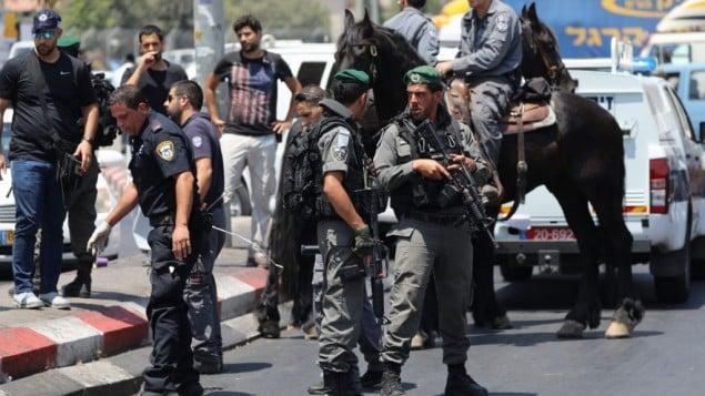 Hombre apuñalado, herido leve en ataque de Jerusalem