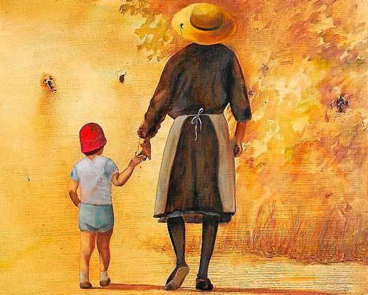 14 palabras judías para decir mamá, papá y abuelita