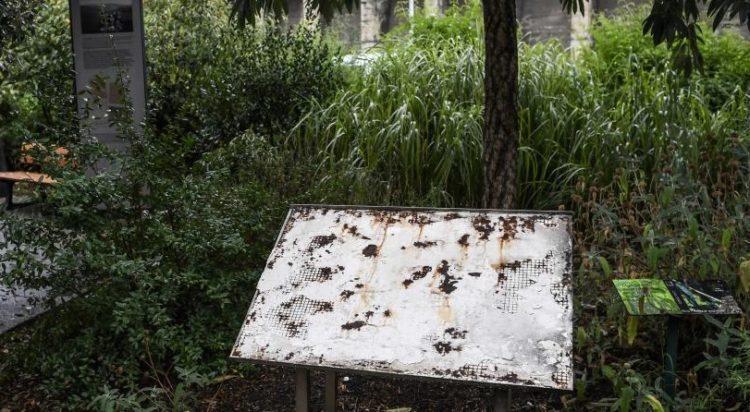 Memorial a niños víctimas del Holocausto fue vandalizado en Francia