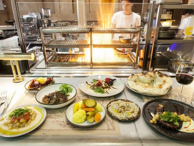 Restaurante israelí es clasificado como el mejor de Londres