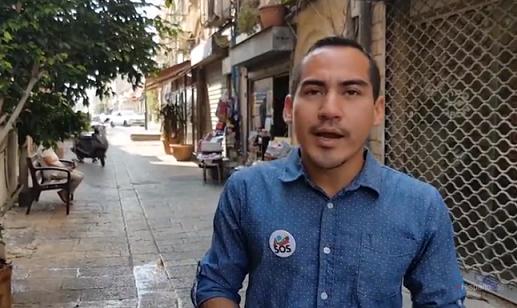 Por la inseguridad, un venezolano pide asilo político en ...