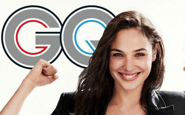 Gal Gadot es la 'Mujer Maravilla del año' para la revista GQ