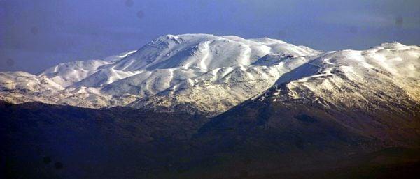 Viajando por Israel, ¿a dónde voy si visito los Altos del Golán?