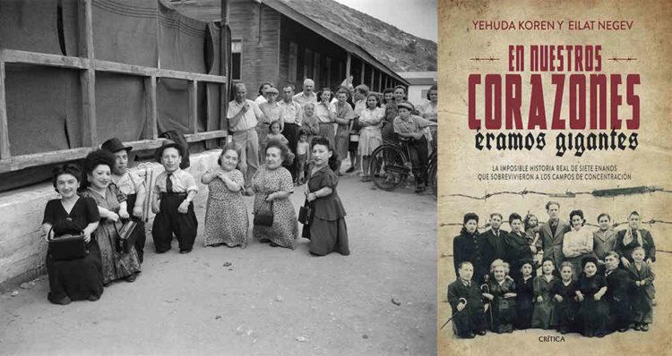 La conmovedora historia de los enanos del campo de exterminio de Auschwitz