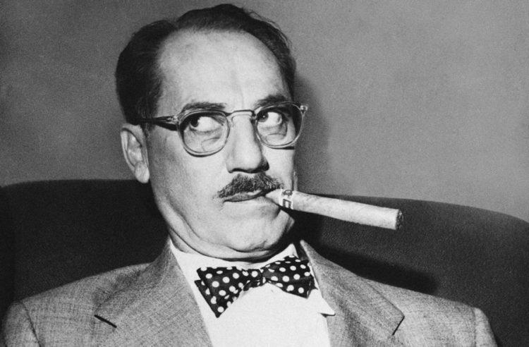Ocho frases de Groucho Marx, el mejor comediante judío de su momento