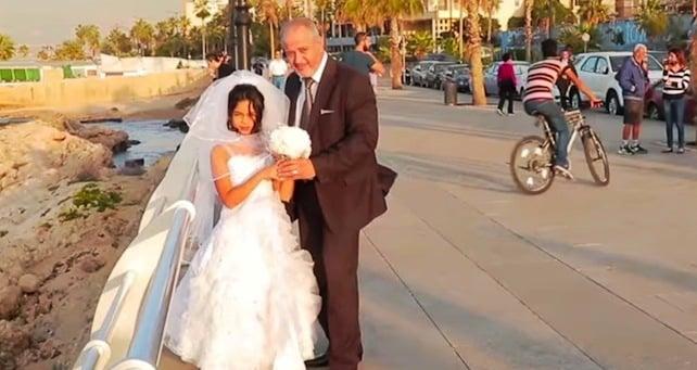 Matrimonio In Libano : Irán trata de legalizar el matrimonio para las niñas