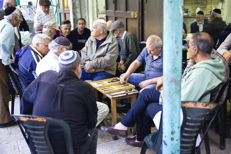 Los israelíes actualmente viven 10 años más que en 1970