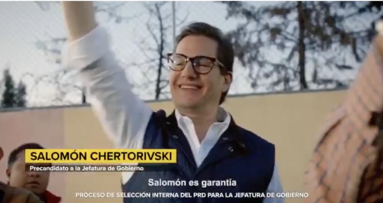 """""""Salomón es chilango"""": conoce la nueva tonada que suena en la CDMX"""