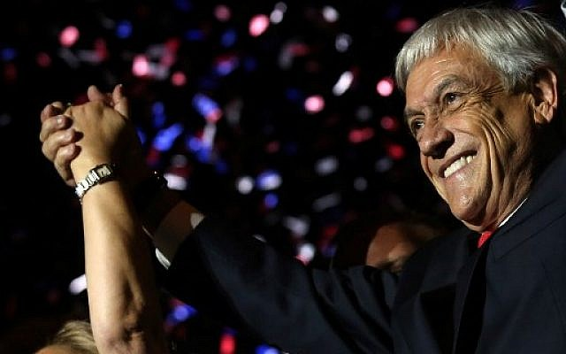 El multimillonario Piñera regresa como presidente de Chile