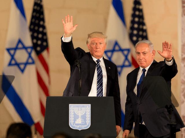 """Netanyahu """"profundamente agradecido"""" con Trump por reconocer a Jerusalén como capital de Israel"""