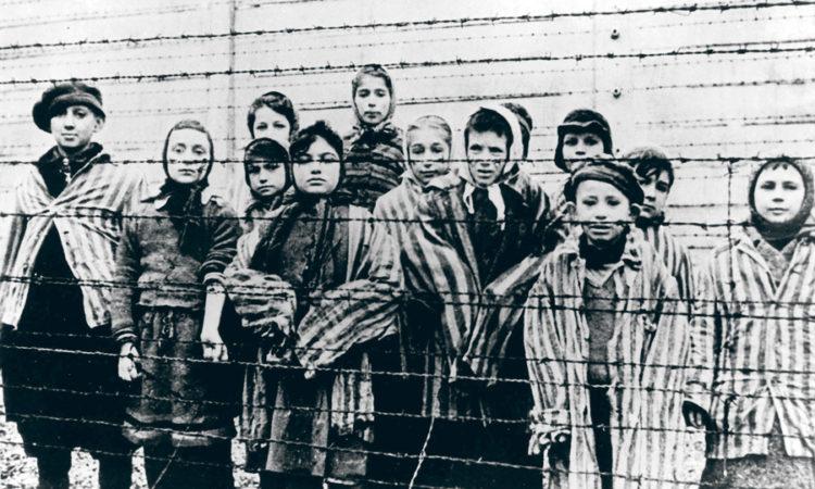 Por favor, no los vayas a olvidar: el homenaje de Enlace Judío a las víctimas del Holocausto