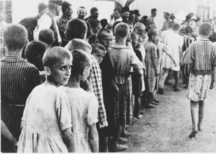 Imágenes impactantes para no olvidar el Holocausto