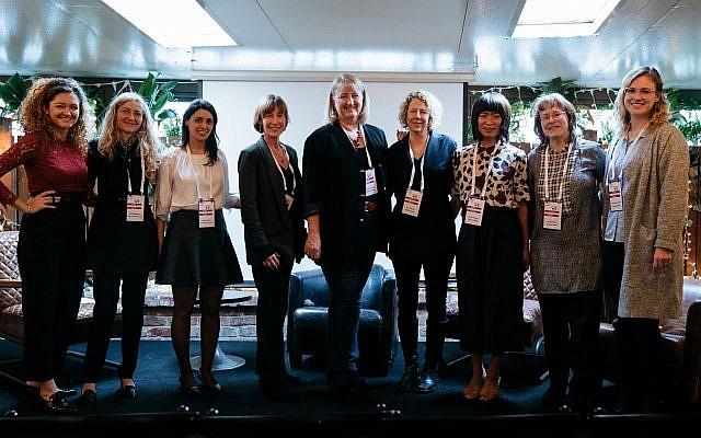 Mujeres de Silicon Valley impulsan la igualdad de género en Israel y Gaza