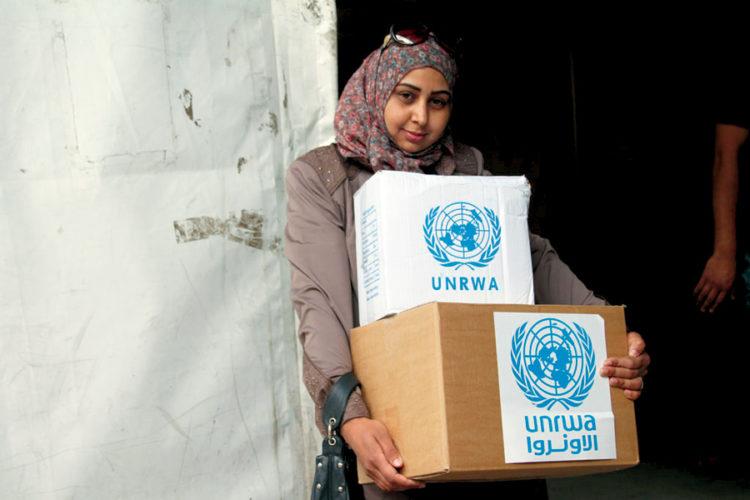 Palestinos, refugiados eternos