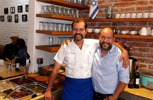 Moshe's, restaurante de comida judía en CDMX