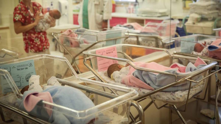 Alcanza tasa de fertilidad judía en Israel récord histórico