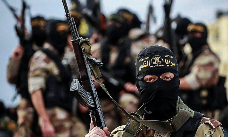 El terror del Estado Islámico