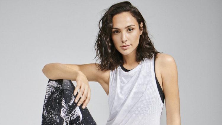 Gal Gadot nueva embajadora de la marca deportiva Reebok