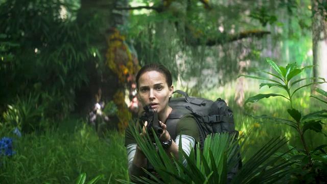 "No te pierdas a Natalie Portman en Netflix con ""Annihilation"""