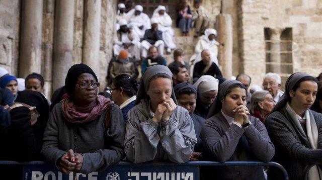 Los católicos e Israel