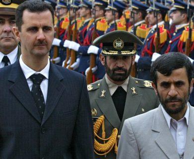 Usen las sanciones a Irán para detener a Asad