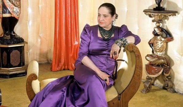 Helena Rubinstein a cara lavada