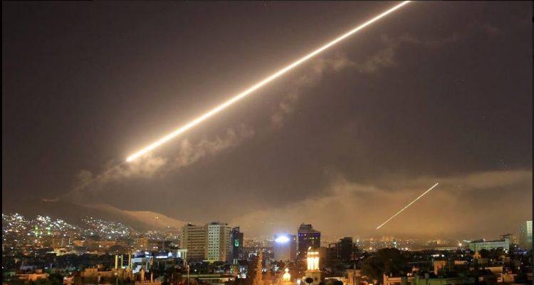 """Una """"reflexión"""" sobre lo ocurrido en Siria este fin de semana"""