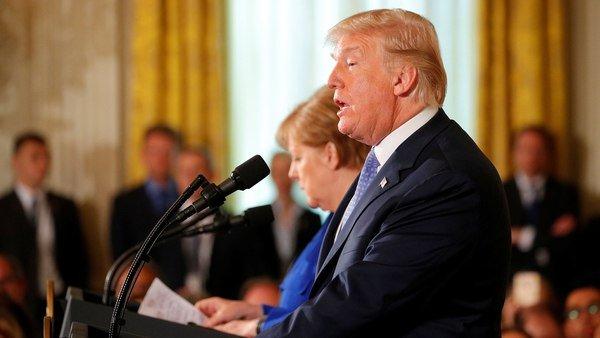 """Trump """"podría ir"""" a la inauguración de la embajada en Jerusalén"""