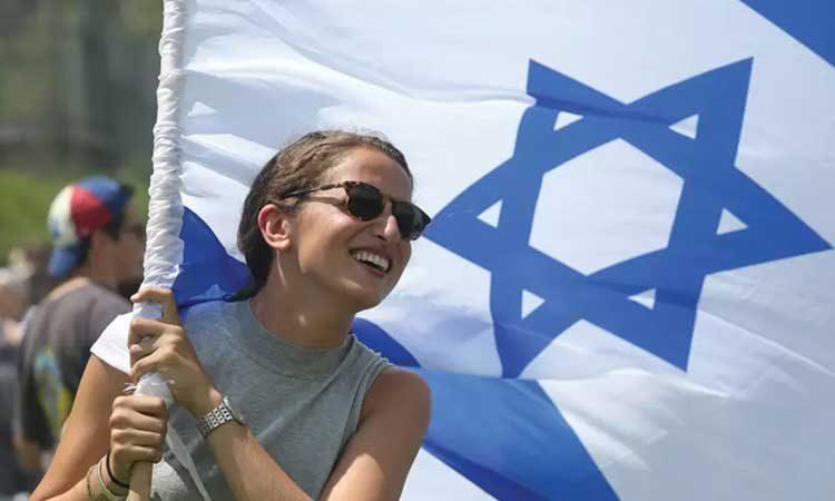Cambio de régimen: Israel se convierte en el Estado del pueblo judío y Judío se convierte en nacionalidad