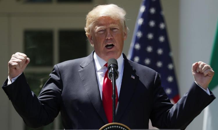 """Trump: """"Netanyahu demostró que yo estaba 100% en lo correcto"""""""