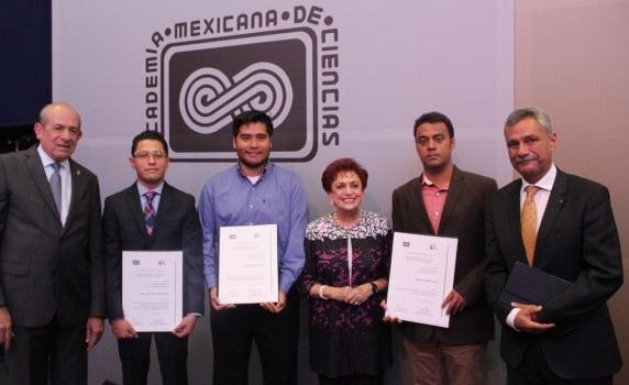 Dan a conocer los Premios Weizmann 2017 a las mejores Tesis Doctorales en México